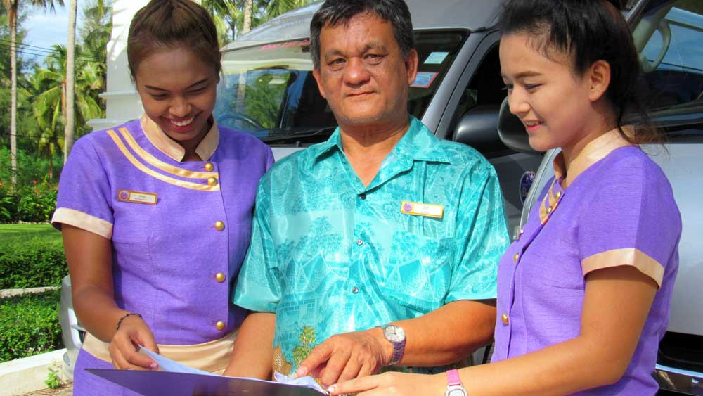 Khao Lak Tour Guides