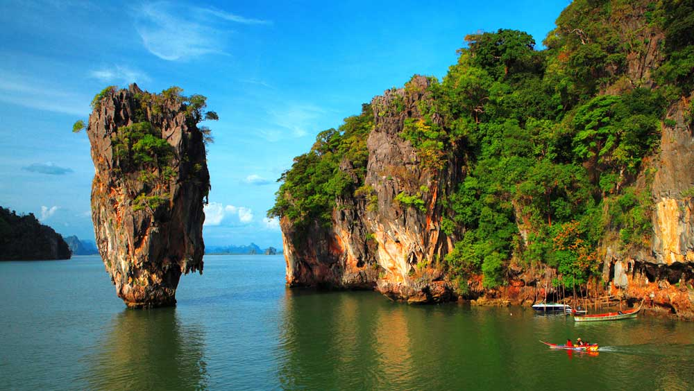 James Bond Island on a Khao Lak Tour