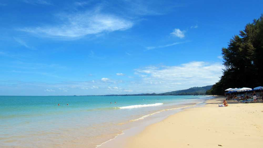 Pakweeb Beach near Khao Lak