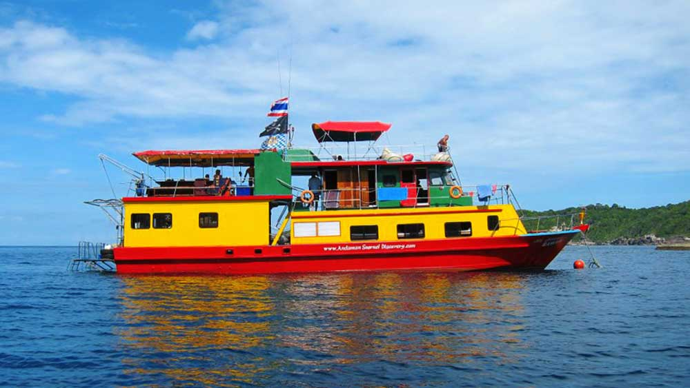 MV Reggae Queen Liveaboard