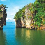 James Bond Island in Phang Nga