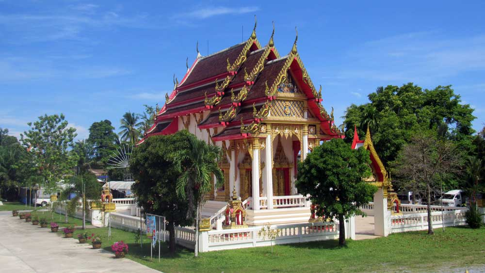 Khao Lak Temple