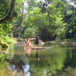 Rafting near Khao Lak