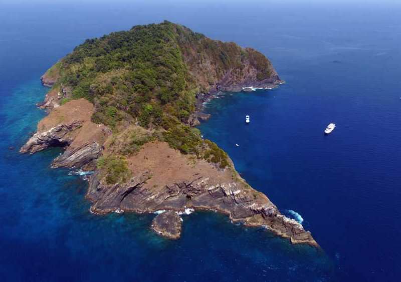 Koh bon from above