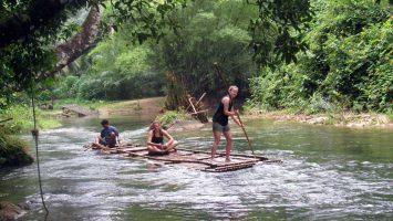 Rafting fun from Khao Lak