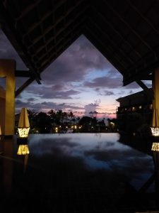 hotel lobby meridian khao lak