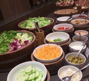 salad bar meridian khao lak