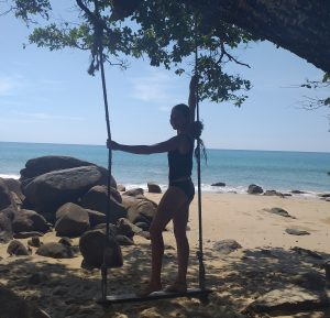 swing had LEK khao lak trail