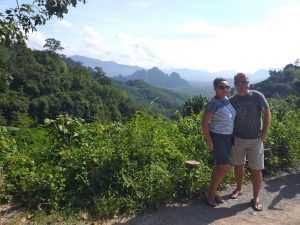 Beautiful Khao Sok viewpoint