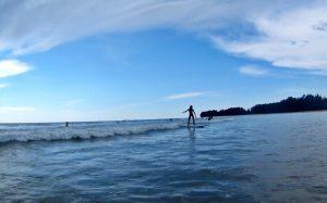 mini waves catching waves memories beach khao lak